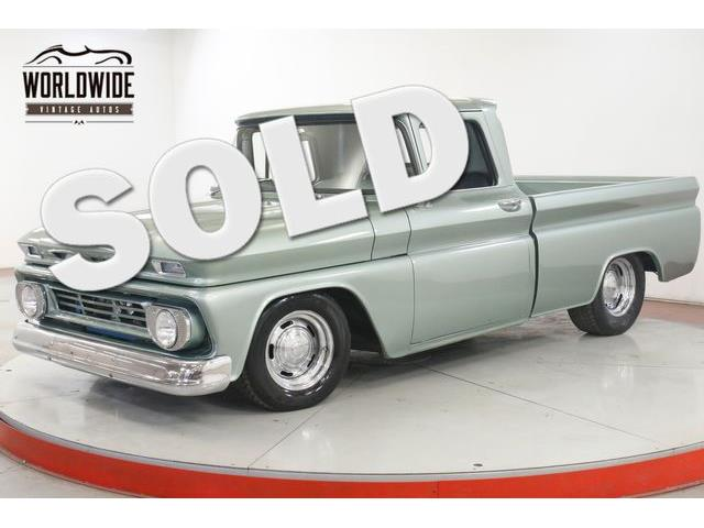 1962 Chevrolet C10 (CC-1351029) for sale in Denver , Colorado