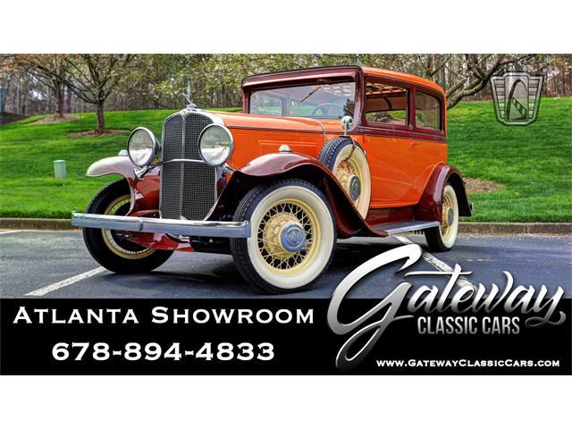 1931 Oakland Sedan (CC-1351034) for sale in O'Fallon, Illinois