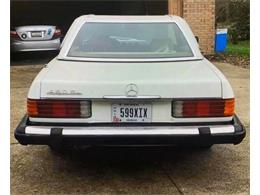 1980 Mercedes-Benz 450SL (CC-1351038) for sale in Cadillac, Michigan