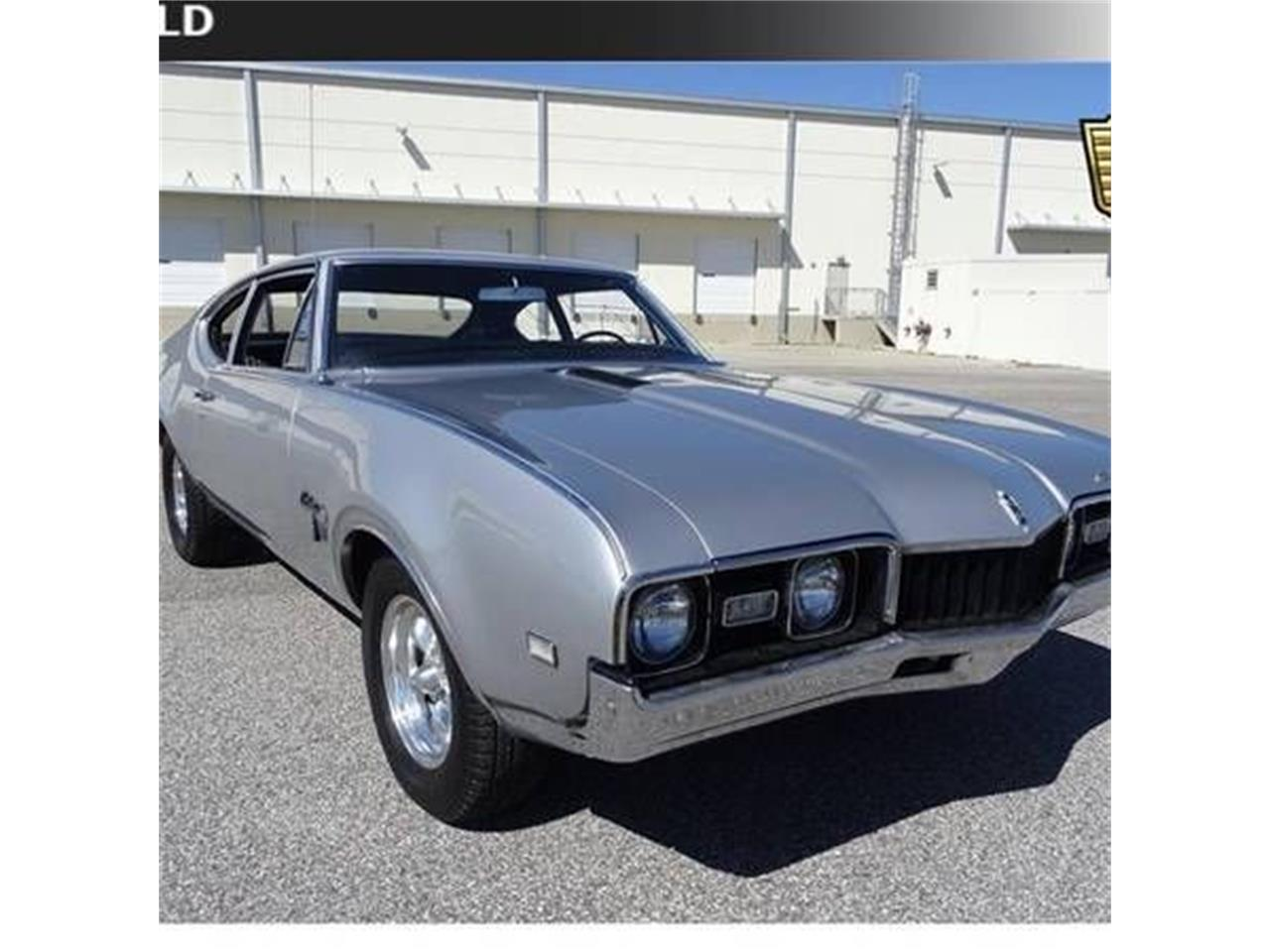 1968 Oldsmobile Cutlass (CC-1351039) for sale in Cadillac, Michigan