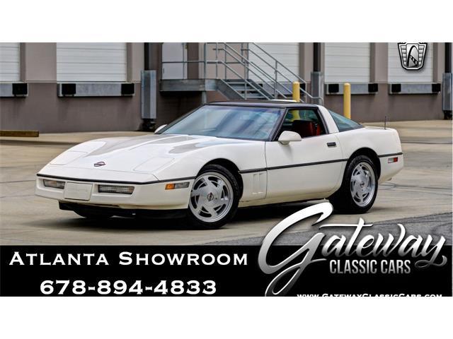 1988 Chevrolet Corvette (CC-1351058) for sale in O'Fallon, Illinois
