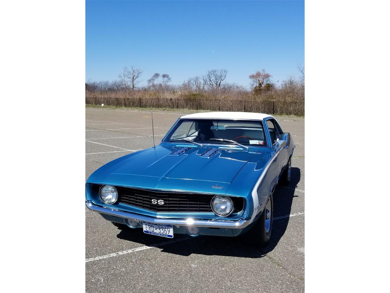 1969 Chevrolet Camaro (CC-1351059) for sale in West Pittston, Pennsylvania