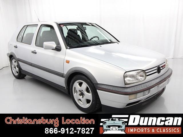 1994 Volkswagen Golf (CC-1351063) for sale in Christiansburg, Virginia