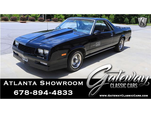 1987 Chevrolet El Camino (CC-1351077) for sale in O'Fallon, Illinois