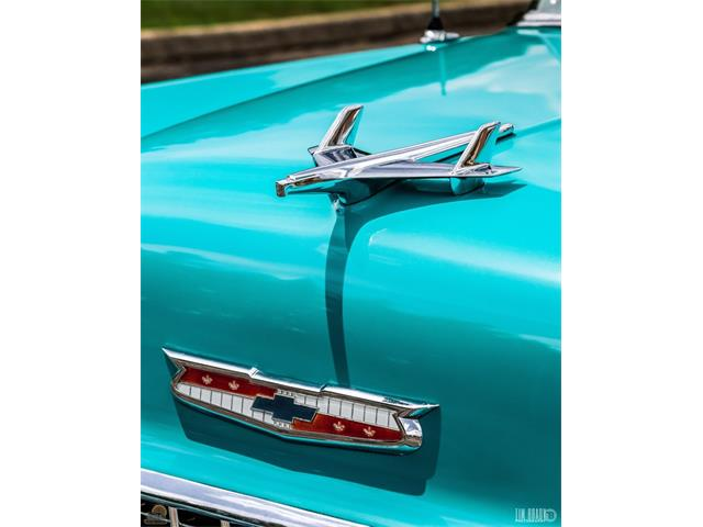 1955 Chevrolet Bel Air (CC-1350109) for sale in Cookeville, Tennessee