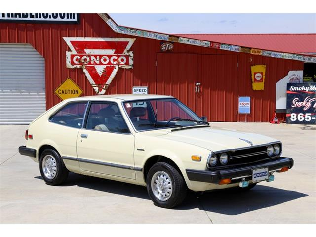 1981 Honda Accord (CC-1351091) for sale in Lenoir City, Tennessee