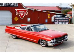 1961 Cadillac Series 62 (CC-1351093) for sale in Lenoir City, Tennessee