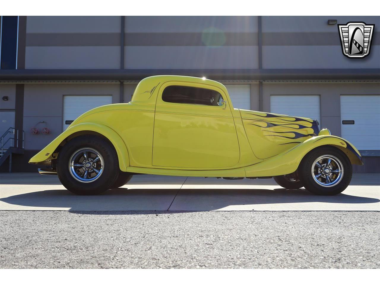 1934 Ford 3-Window Coupe (CC-1351095) for sale in O'Fallon, Illinois