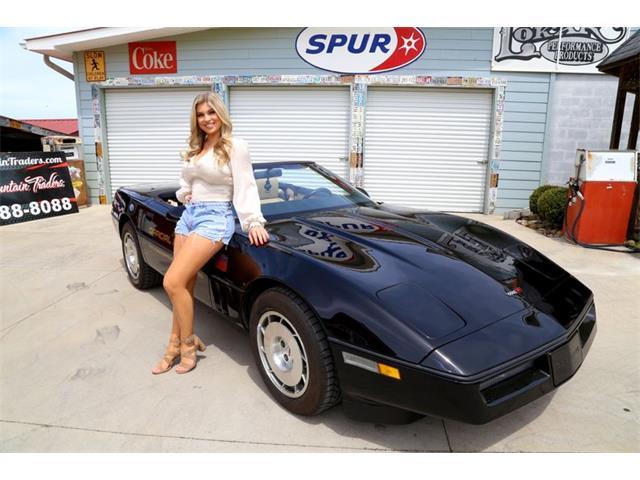 1986 Chevrolet Corvette (CC-1351097) for sale in Lenoir City, Tennessee