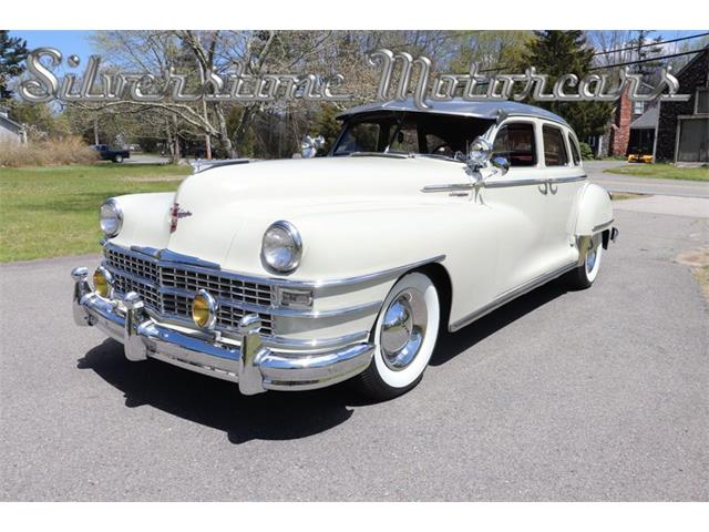 1948 Chrysler New Yorker (CC-1350011) for sale in North Andover, Massachusetts