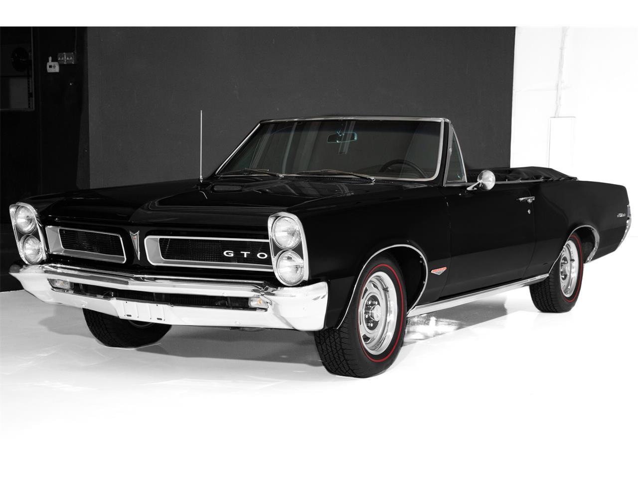 1965 Pontiac GTO (CC-1351100) for sale in Des Moines, Iowa