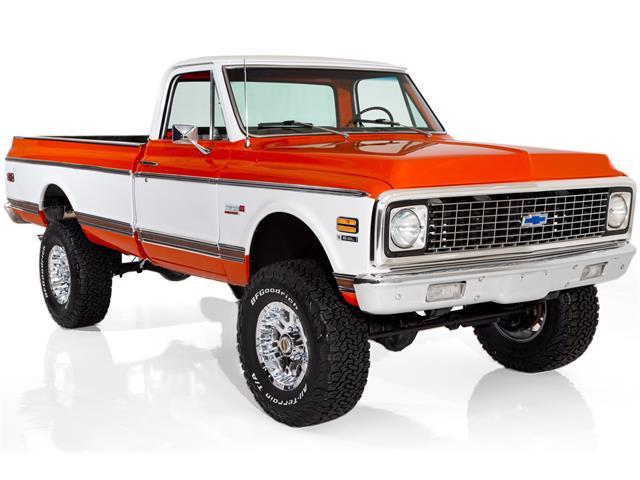 1972 Chevrolet Pickup (CC-1351101) for sale in Des Moines, Iowa