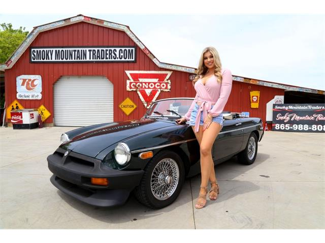 1980 MG MGB (CC-1351102) for sale in Lenoir City, Tennessee