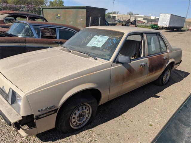 1982 Chevrolet Cavalier (CC-1351116) for sale in West Okoboji, Iowa