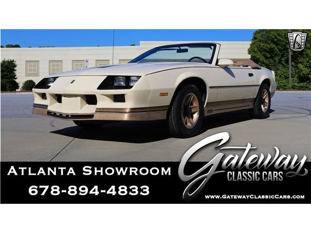 1984 Chevrolet Camaro (CC-1351118) for sale in O'Fallon, Illinois