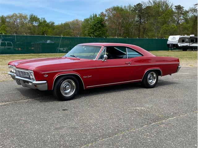 1966 Chevrolet Impala (CC-1351121) for sale in West Babylon, New York