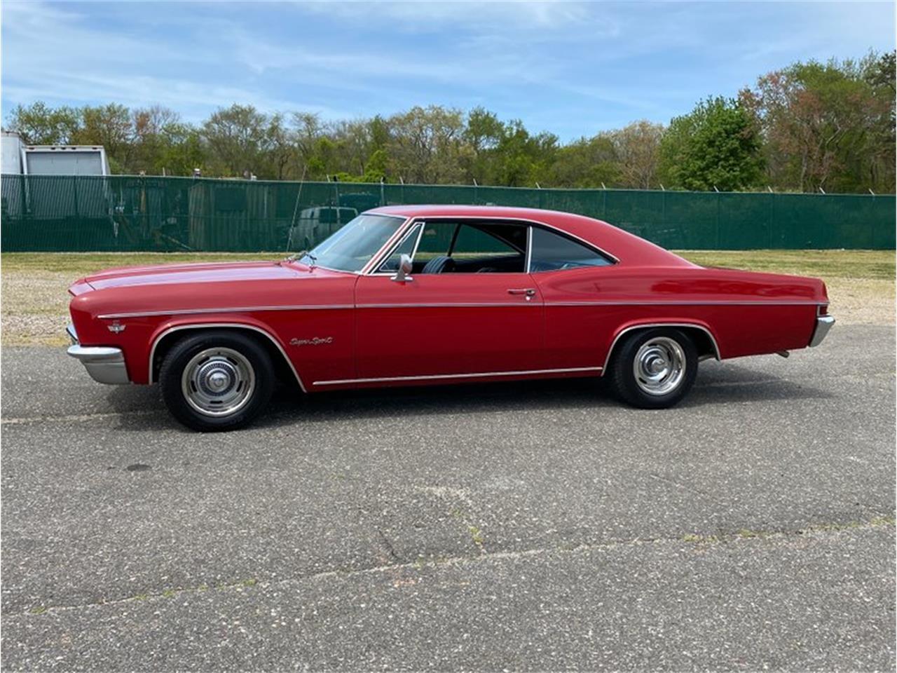 1966 Chevrolet Impala (CC-1351121) for sale in West Babylon, New York