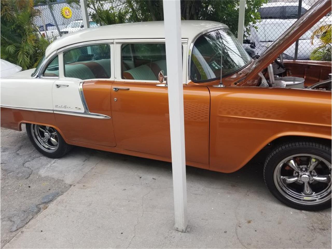 1955 Chevrolet Bel Air (CC-1351135) for sale in Punta Gorda, Florida