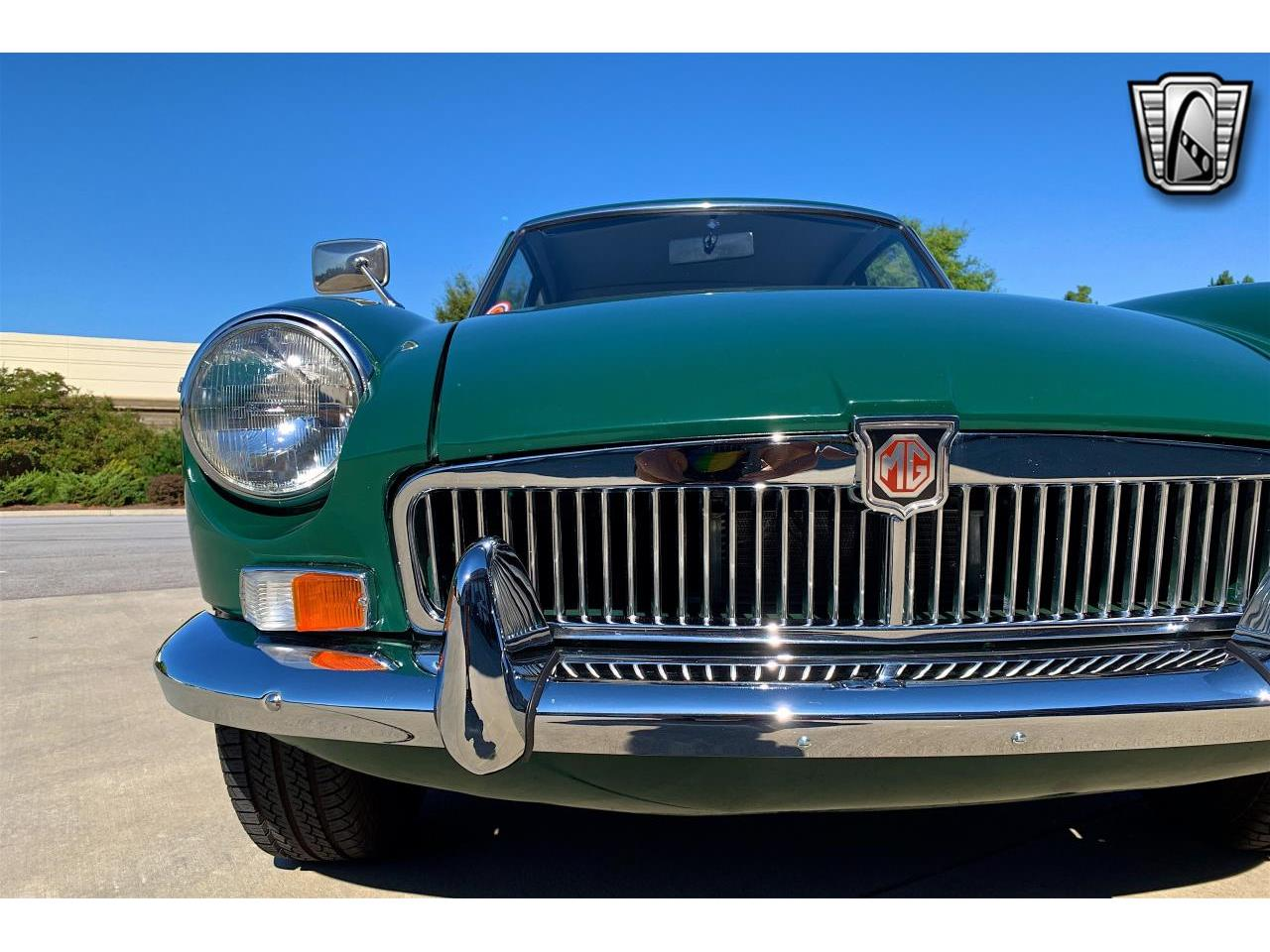 1969 MG MGB (CC-1351143) for sale in O'Fallon, Illinois