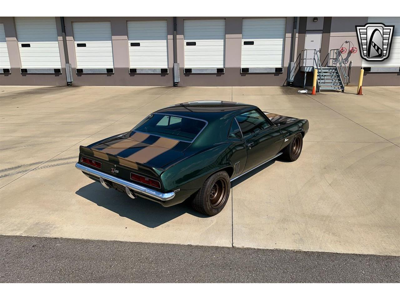 1969 Chevrolet Camaro (CC-1351160) for sale in O'Fallon, Illinois