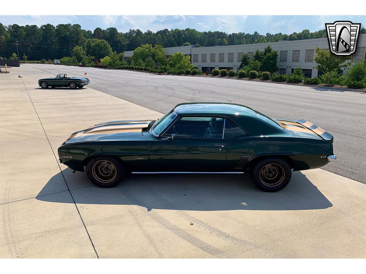 1969 Chevrolet Camaro (CC-1351160) for sale in O'Fallon, Illinois