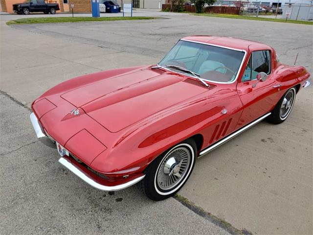 1965 Chevrolet Corvette (CC-1351163) for sale in N. Kansas City, Missouri
