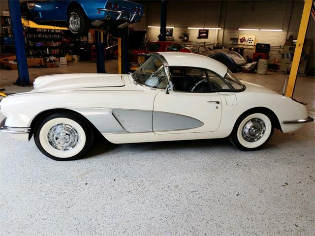 1960 Chevrolet Corvette (CC-1351165) for sale in N. Kansas City, Missouri