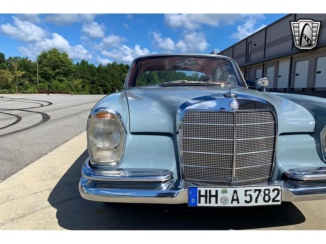 1966 Mercedes-Benz 250SE (CC-1351168) for sale in O'Fallon, Illinois