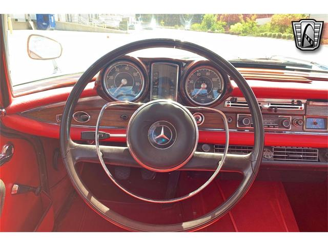 1966 Mercedes-Benz 250SE (CC-1351168) for sale in O'Fallon, Illinois