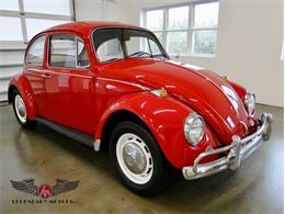 1967 Volkswagen Beetle (CC-1351170) for sale in Beverly, Massachusetts