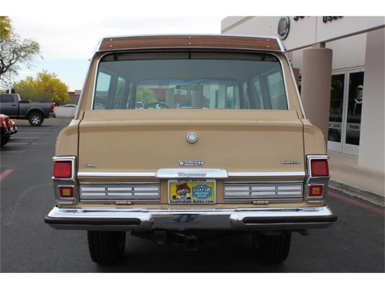1977 Jeep Wagoneer (CC-1351171) for sale in Scottsdale, Arizona