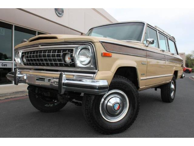 1977 Jeep Wagoneer (CC-1351171) for sale in Scottsdale, Arizona