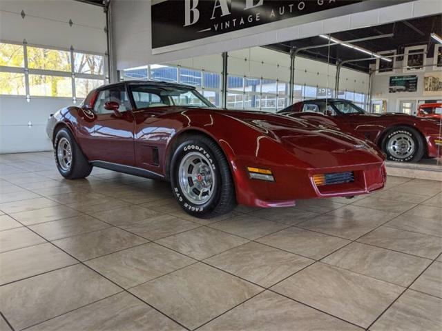 1980 Chevrolet Corvette (CC-1351182) for sale in St. Charles, Illinois