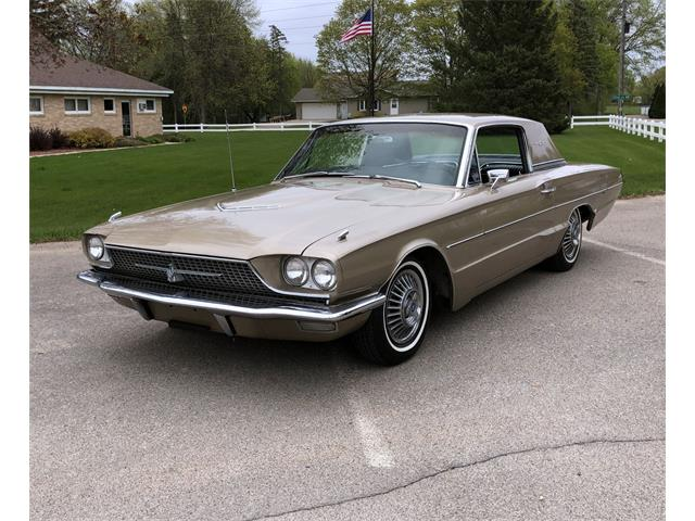 1966 Ford Thunderbird (CC-1351186) for sale in Maple Lake, Minnesota