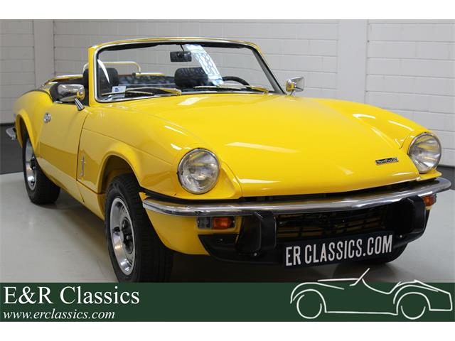 1972 Triumph Spitfire (CC-1351210) for sale in Waalwijk, Noord Brabant