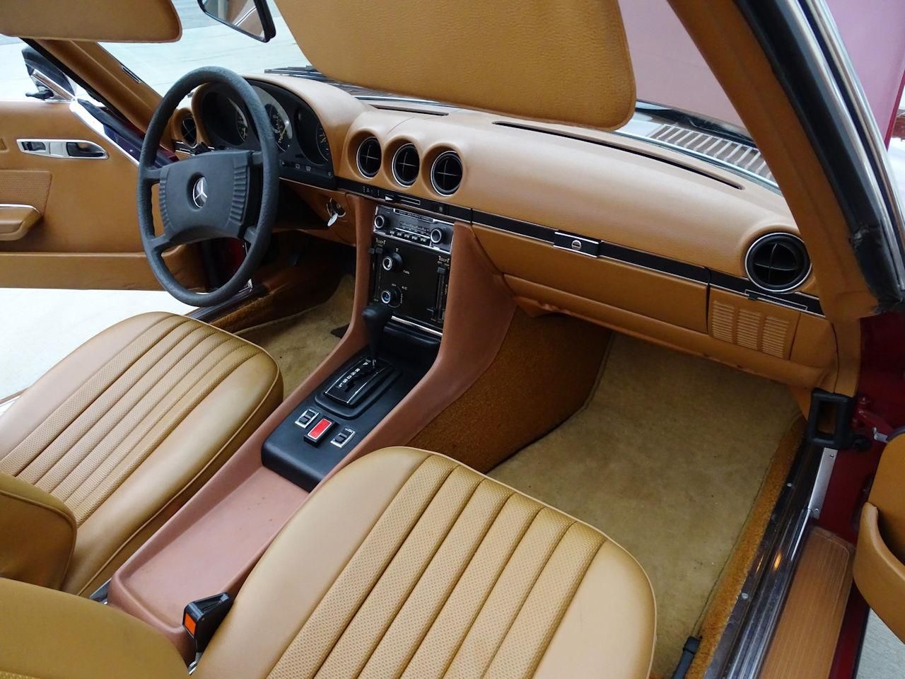1977 Mercedes-Benz 450SL (CC-1351215) for sale in O'Fallon, Illinois