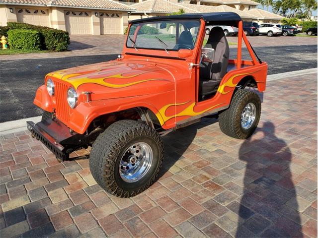 1974 Jeep CJ (CC-1350123) for sale in Punta Gorda, Florida