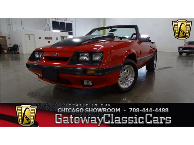 1986 Ford Mustang (CC-1351230) for sale in O'Fallon, Illinois