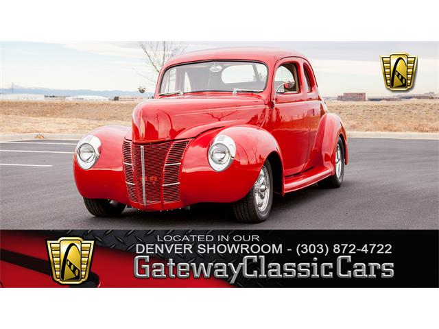 1940 Ford Business Coupe (CC-1351246) for sale in O'Fallon, Illinois