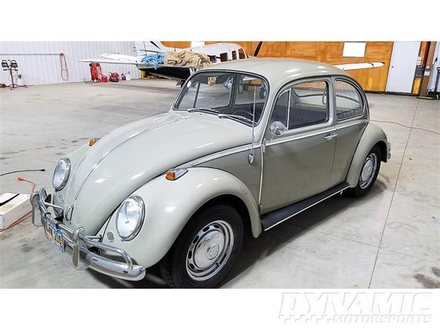 1966 Volkswagen Beetle (CC-1350125) for sale in Garland, Texas