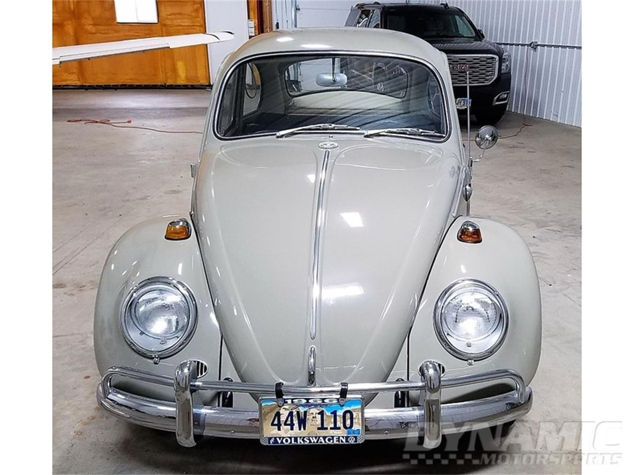 1966 Volkswagen Beetle (CC-1350125) for sale in Garland, Texas