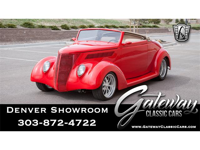 1937 Ford Coupe (CC-1351251) for sale in O'Fallon, Illinois