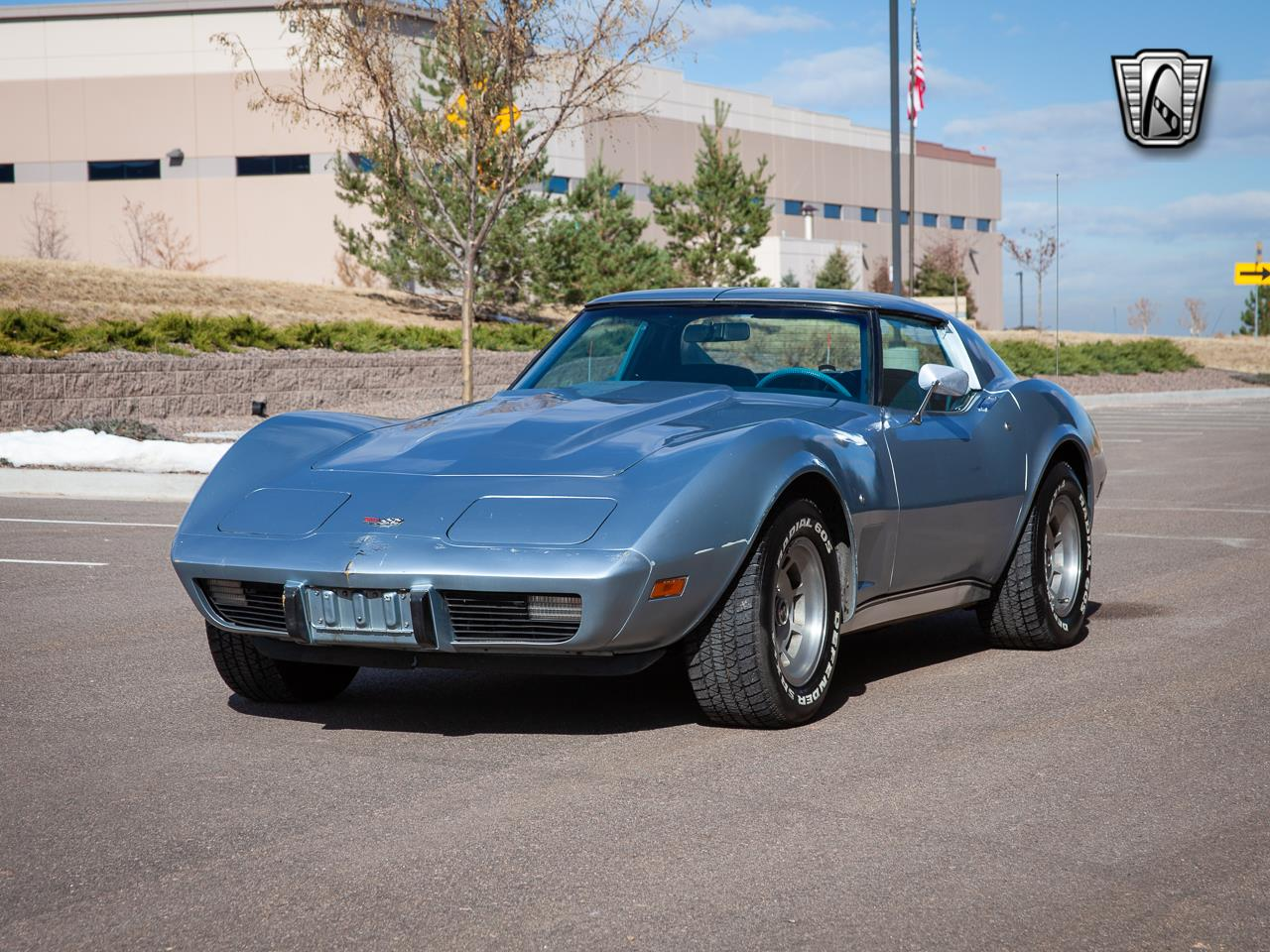 1977 Chevrolet Corvette (CC-1351261) for sale in O'Fallon, Illinois