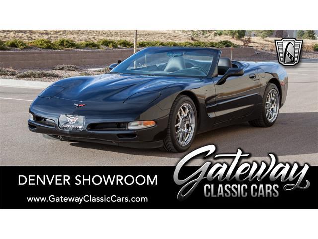 1999 Chevrolet Corvette (CC-1351263) for sale in O'Fallon, Illinois
