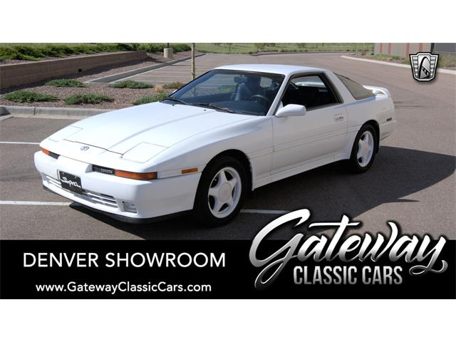 1992 Toyota Supra (CC-1351270) for sale in O'Fallon, Illinois