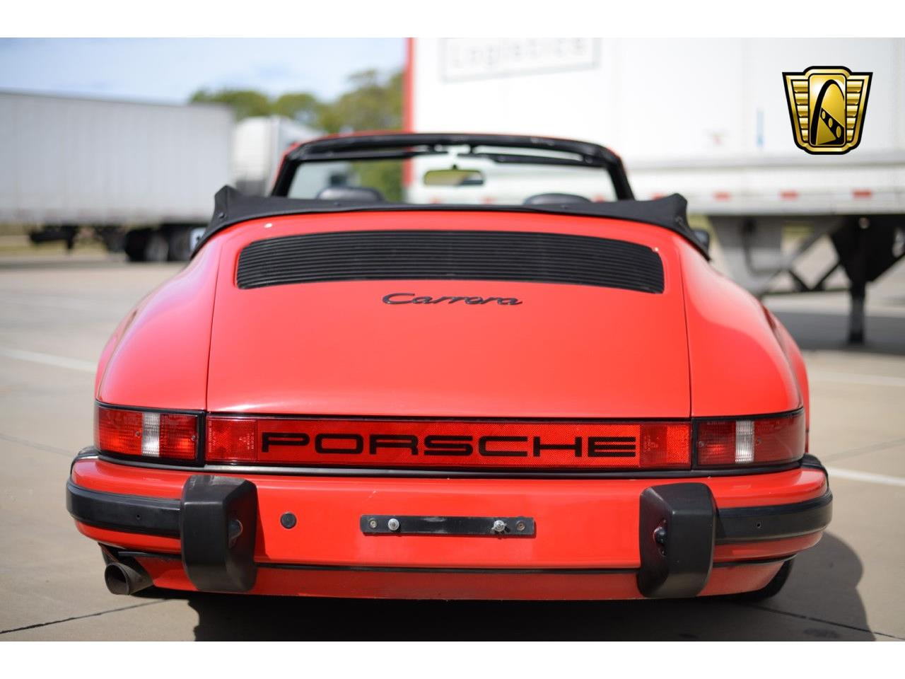 1984 Porsche 911 (CC-1351288) for sale in O'Fallon, Illinois