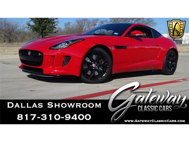 2016 Jaguar F-Type (CC-1351296) for sale in O'Fallon, Illinois