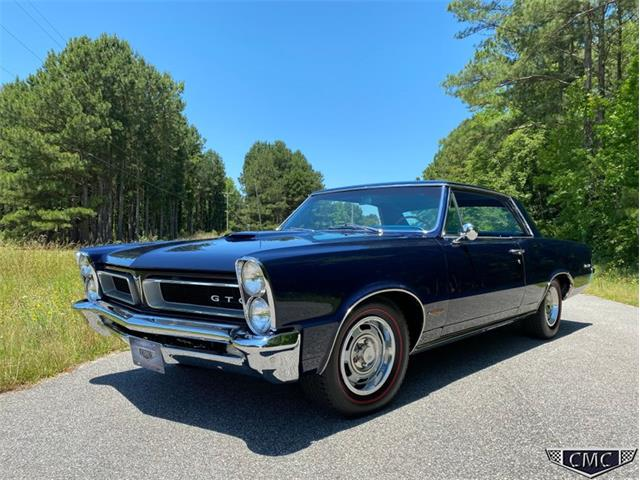 1965 Pontiac GTO (CC-1350130) for sale in Apex, North Carolina