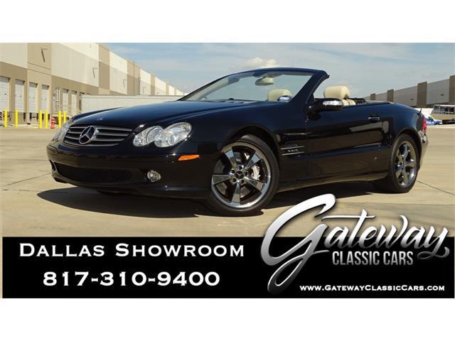 2006 Mercedes-Benz SL600 (CC-1351300) for sale in O'Fallon, Illinois