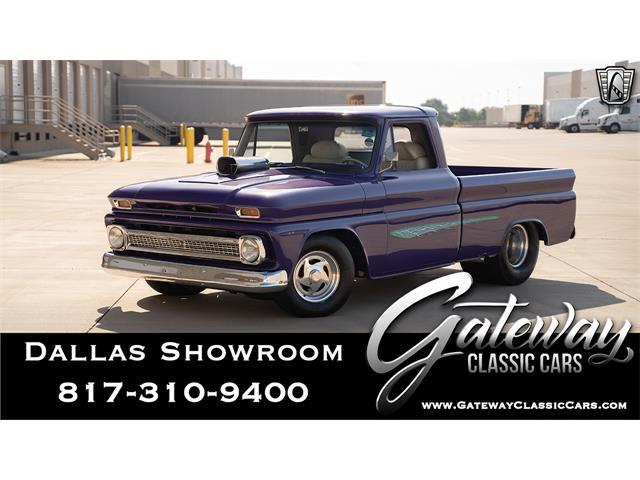 1965 Chevrolet C10 (CC-1351306) for sale in O'Fallon, Illinois